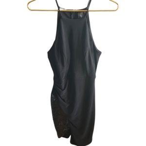 || TRIXXI || Sz 5 Black Bodycon Dress with Sequin